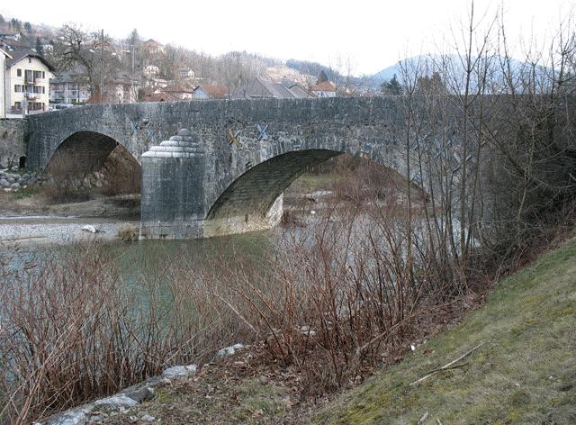 pont de frangy