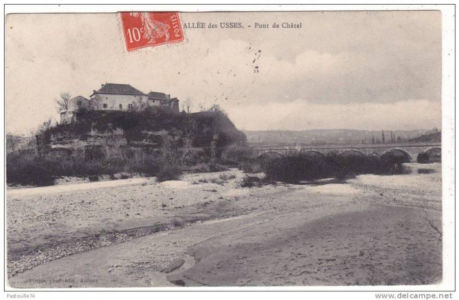 pont de chatel