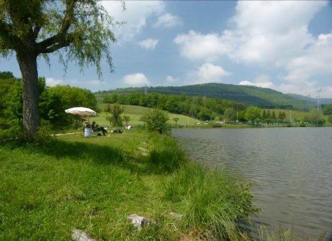 lac dronières cruseilles